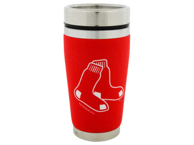 Boston Red Sox 16oz Stainless Steel Travel Tumbler