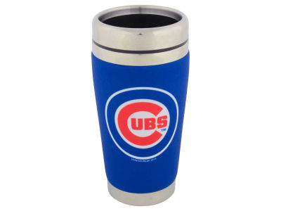 Chicago Cubs 16oz Stainless Steel Travel Tumbler