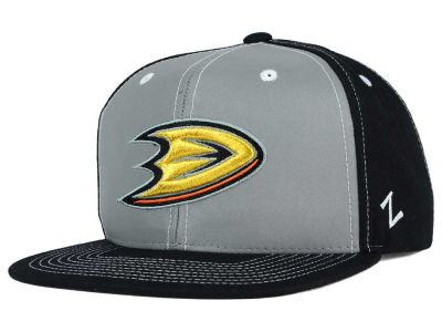 Anaheim Ducks Zephyr NHL 3M Night Game Reflective Snapback Hat