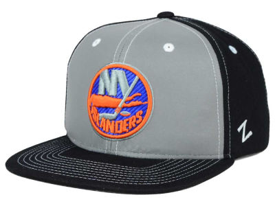 New York Islanders Zephyr NHL 3M Night Game Reflective Snapback Hat