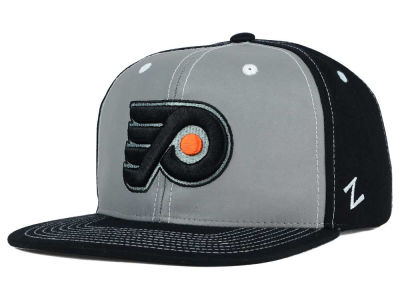 Philadelphia Flyers Zephyr NHL 3M Night Game Reflective Snapback Hat