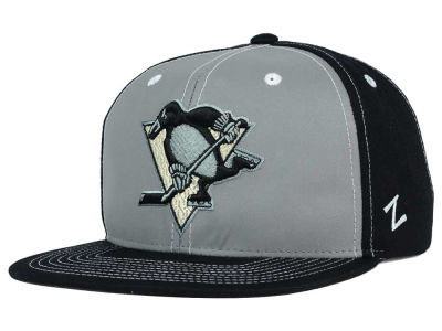 Pittsburgh Penguins Zephyr NHL 3M Night Game Reflective Snapback Hat