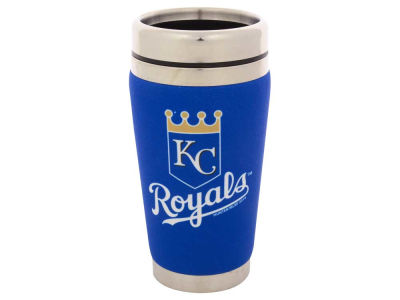 Kansas City Royals 16oz Stainless Steel Travel Tumbler