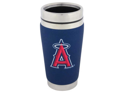 Los Angeles Angels 16oz Stainless Steel Travel Tumbler
