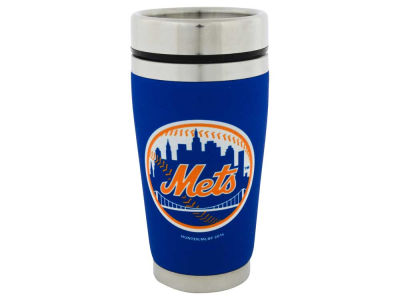 New York Mets 16oz Stainless Steel Travel Tumbler