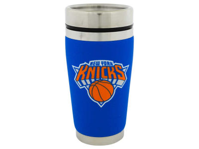New York Knicks 16oz Stainless Steel Travel Tumbler