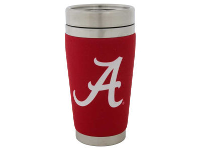 Alabama Crimson Tide 16oz Stainless Steel Travel Tumbler