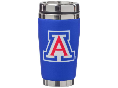 Arizona Wildcats 16oz Stainless Steel Travel Tumbler