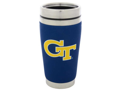 Georgia-Tech 16oz Stainless Steel Travel Tumbler