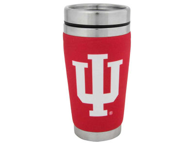 Indiana Hoosiers 16oz Stainless Steel Travel Tumbler
