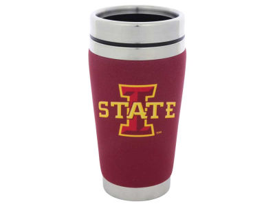 Iowa State Cyclones 16oz Stainless Steel Travel Tumbler