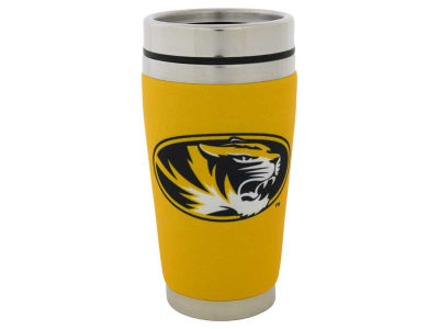 Missouri Tigers 16oz Stainless Steel Travel Tumbler