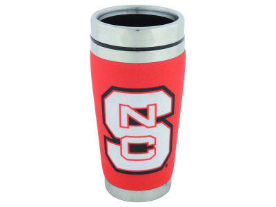 North Carolina State Wolfpack 16oz Stainless Steel Travel Tumbler