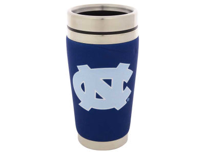 North Carolina Tar Heels 16oz Stainless Steel Travel Tumbler