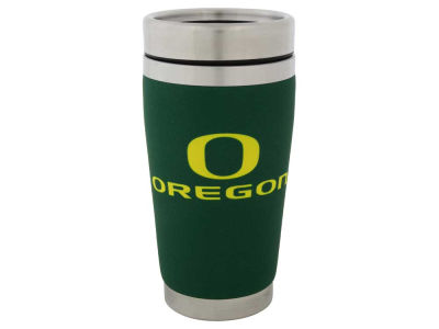 Oregon Ducks 16oz Stainless Steel Travel Tumbler