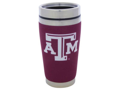 Texas A&M Aggies 16oz Stainless Steel Travel Tumbler