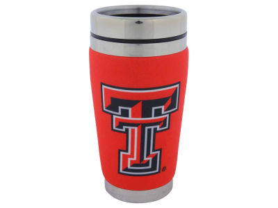 Texas Tech Red Raiders 16oz Stainless Steel Travel Tumbler