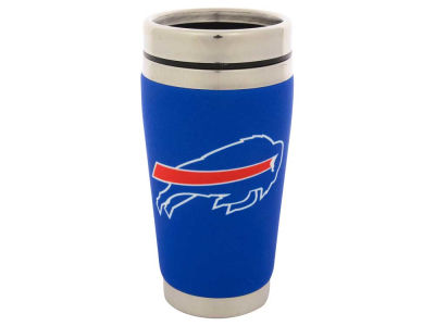 Buffalo Bills 16oz Stainless Steel Travel Tumbler
