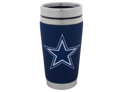 Dallas Cowboys 16oz Stainless Steel Travel Tumbler