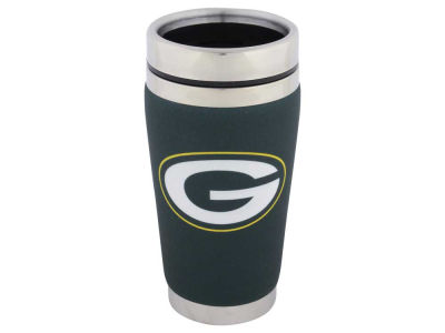 Green Bay Packers 16oz Stainless Steel Travel Tumbler