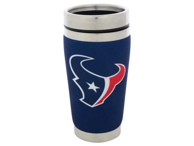 Houston Texans 16oz Stainless Steel Travel Tumbler