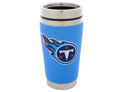 Tennessee Titans 16oz Stainless Steel Travel Tumbler