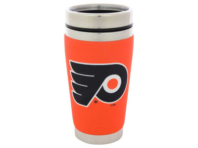 Philadelphia Flyers 16oz Stainless Steel Travel Tumbler