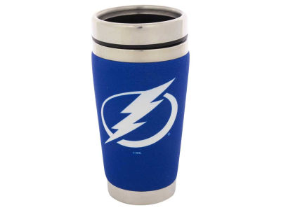 Tampa Bay Lightning 16oz Stainless Steel Travel Tumbler