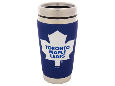 Toronto Maple Leafs 16oz Stainless Steel Travel Tumbler