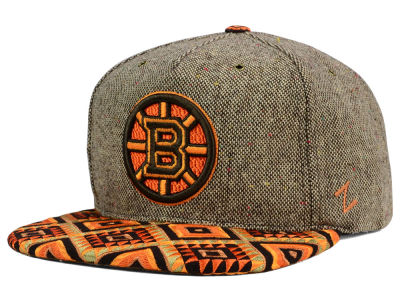 Boston Bruins Zephyr NHL Dream Catcher Snapback Hat