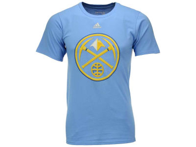 Denver Nuggets adidas NBA Men's High End Patch T-Shirt