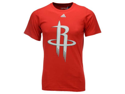 Houston Rockets adidas NBA Men's High End Patch T-Shirt