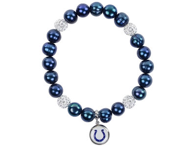 NFL Honora Bracelet with Sparkle Beads and Charm