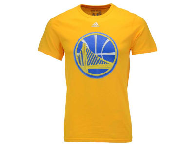 Golden State Warriors adidas NBA Men's High End Patch T-Shirt