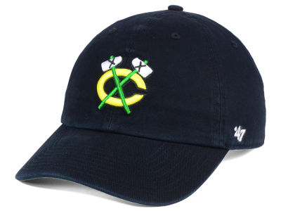 Chicago Blackhawks '47 NHL '47 CLEAN UP Cap