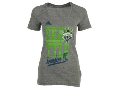 Seattle Sounders FC adidas MLS Women's Inside The Lines T-Shirt