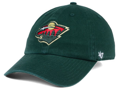 Minnesota Wild '47 NHL '47 CLEAN UP Cap