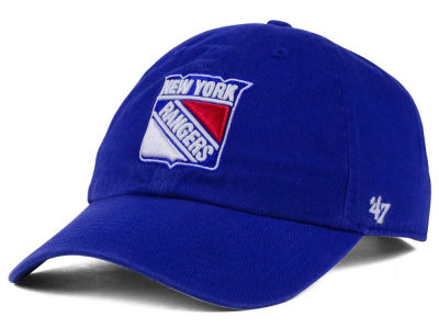 New York Rangers '47 NHL '47 CLEAN UP Cap