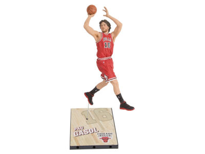 Chicago Bulls Pau Gasol McFarlane NBA Series 27