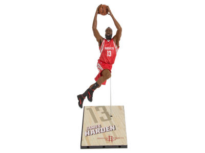 Houston Rockets James Harden McFarlane NBA Series 27