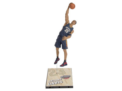 New Orleans Pelicans Anthony Davis McFarlane NBA Series 27