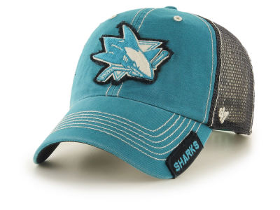 San Jose Sharks '47 NHL Hooch Clean Up Hat