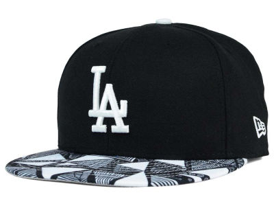 Los Angeles Dodgers New Era MLB Tribalistic 9FIFTY Snapback Cap