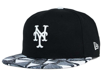 New York Mets New Era MLB Tribalistic 9FIFTY Snapback Cap