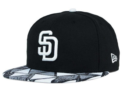 San Diego Padres New Era MLB Tribalistic 9FIFTY Snapback Cap
