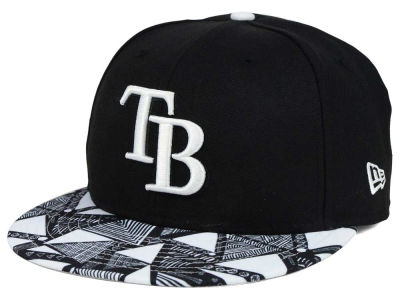 Tampa Bay Rays New Era MLB Tribalistic 9FIFTY Snapback Cap