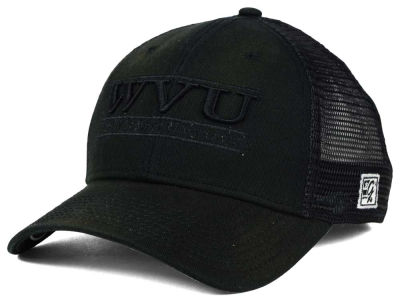 West Virginia Mountaineers NCAA Tonal 3 Bar Stretch Hat