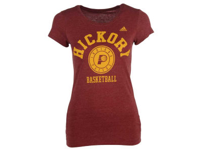 Indiana Pacers adidas NBA Women's Hardwood Classic T-Shirt