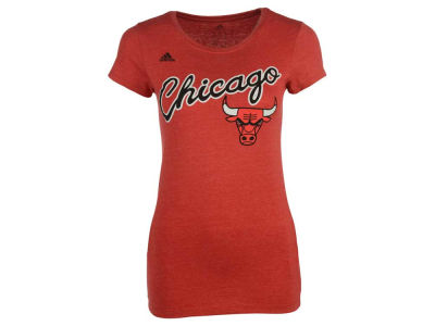 Chicago Bulls adidas NBA Women's Hardwood Classic T-Shirt