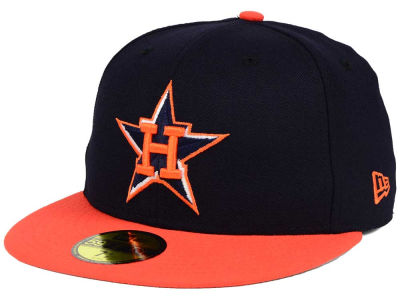 Houston Astros New Era MLB The Playoff Push 59FIFTY Cap